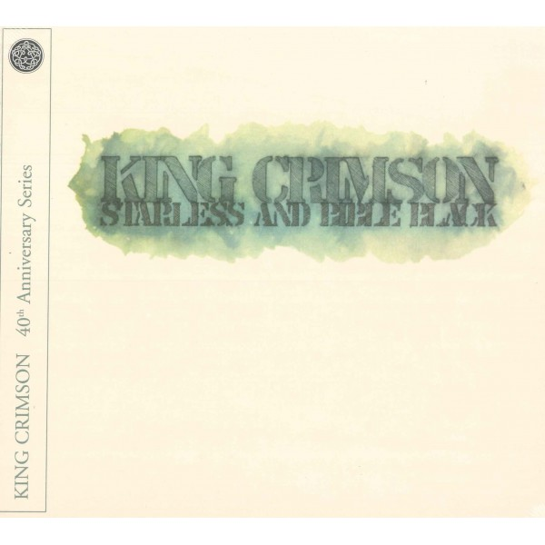 CD King Crimson Starless and bible black 633367400628