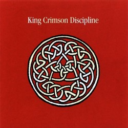 CD King Crimson discipline 633367400826