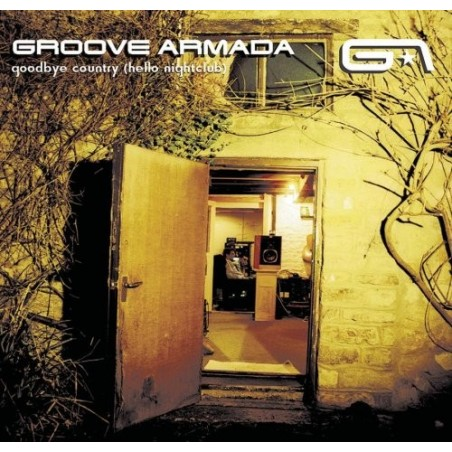 CD Groove Armada-Goodby country (hello nightclub) 638592221727