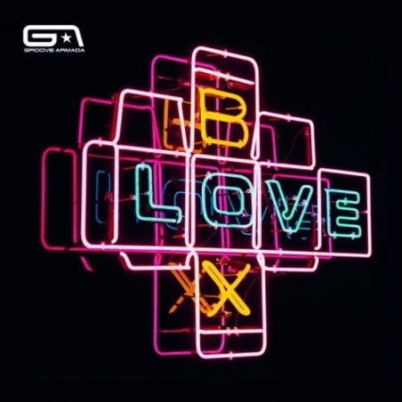 CD Groove Armada- Love box 638592247123