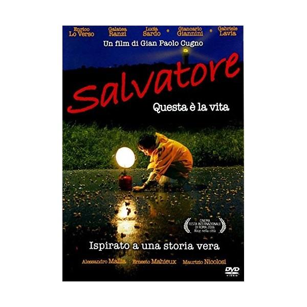 DVD Salvatore Questa E' La Vita - 2580289806165