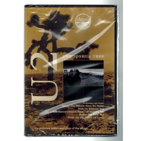 DVD U2 The Joshua Tree - Classic Albums - 8032484069305