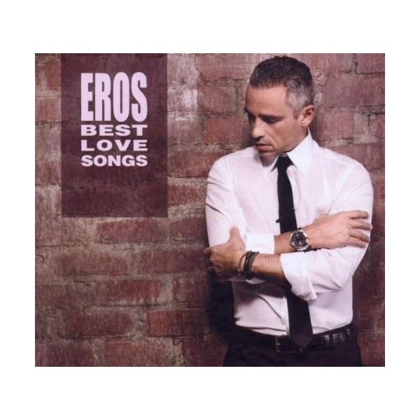 CD EROS RAMAZZOTTI Eros Best Love Songs (2CD) - 886919242829