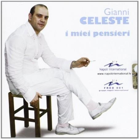 CD GIANNI CELESTE I Miei Pensieri - 8032755420019