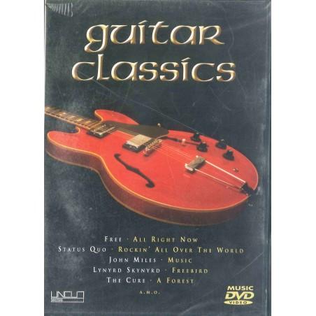 DVD GUITAR CLASSICS 9002986620389