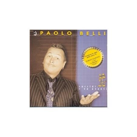CD PAOLO BELLI- SORRIDI...E VA AVANTI 5099751368427
