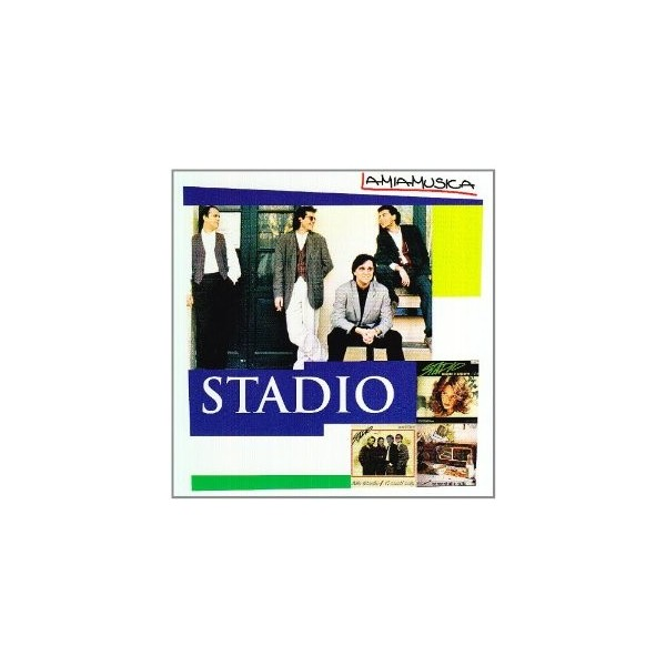 CD STADIO I SUCCESSI STORICI ORIGINALI 8033954530998