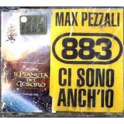 CDs MAX PEZZALI 883 - CI SONO ANCH'IO 5050466178725
