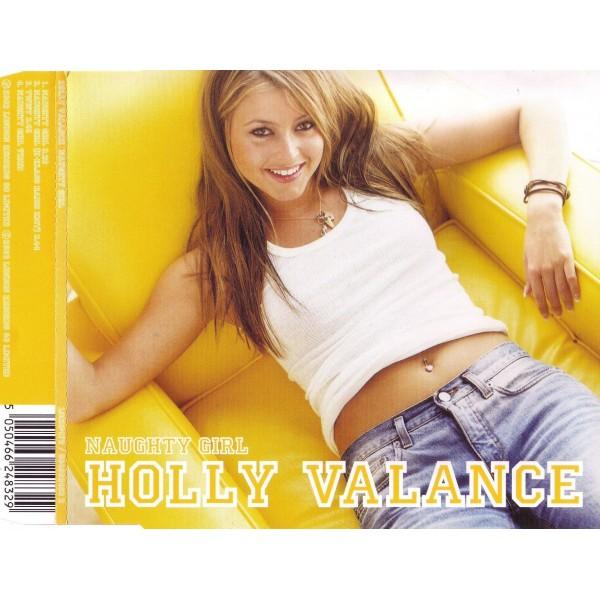CDs HOLLY VALANCE - NAUGHTY GIRL 5050466248329