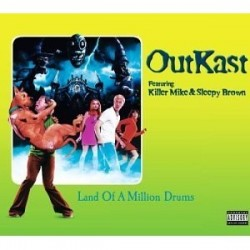 CDs OUTKAST - LAND OF A MILLION DRUMS 075678531422