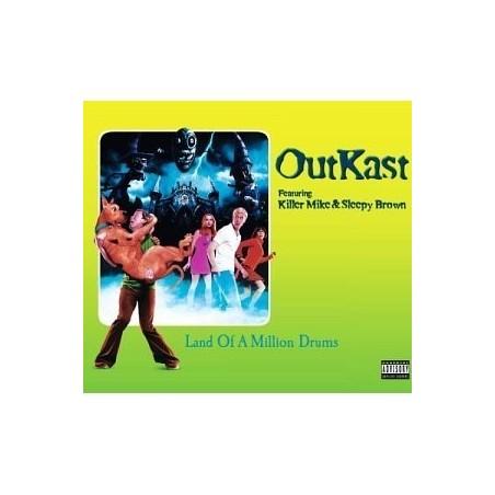 CDs OUTKAST - LAND OF A MILLION DRUMS 075678531422