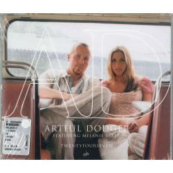 CDs ARTFUL DODGER FEATURING MELANIE BLATT - TWENTYFOURSEVEN 809274086228