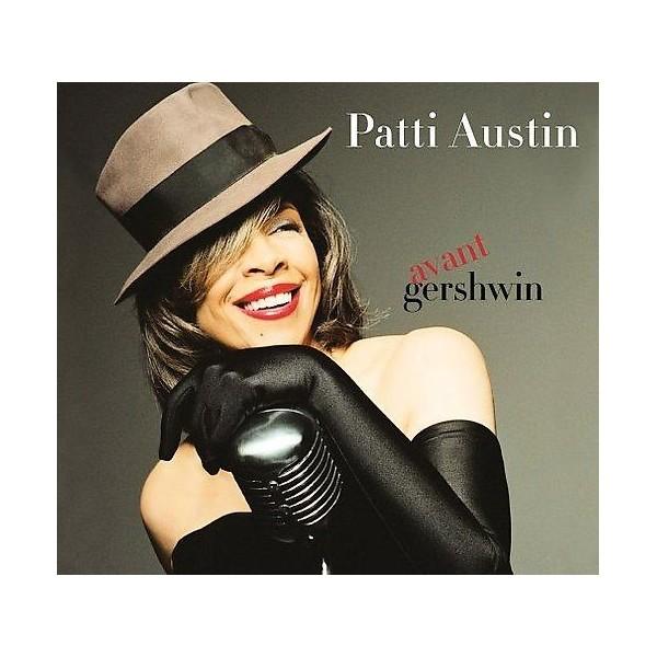 CD PATTI AUSTIN - AVANT GERSHWIN 881284512324