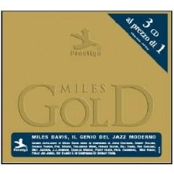 CD MILES DAVIS GOLD 600753037102