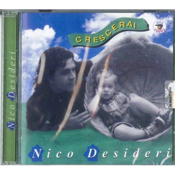 CD NICO DESIDERI - CRESCERAI 8032755421801