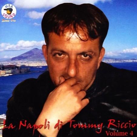 CD LA NAPOLI DI TOMMY RICCIO VOL. 4 8032755427070