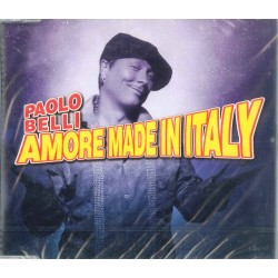 CDs PAOLO BELLI - AMORE MADE IN ITALY 5099767397411