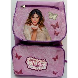 Zaino Violetta Butterfly - 5411217935118