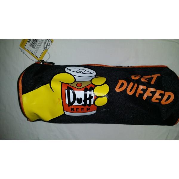 Tombolino Duff Nuova collezione - 3800155348562 Colorazione ARANCIO E NERO