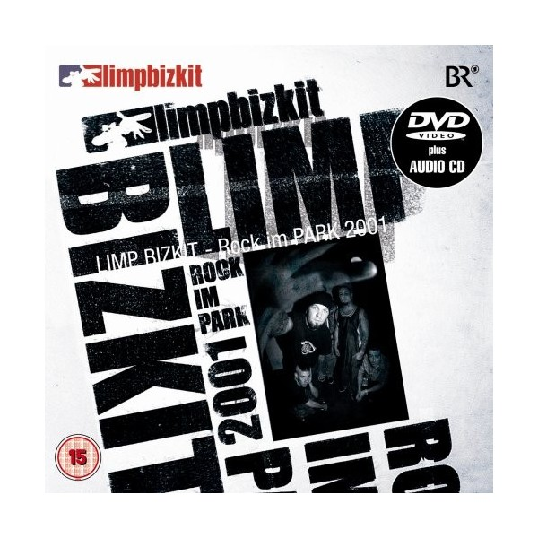 CD Limp Bizkit-Rock im park 2001 5060117600611