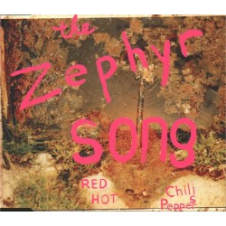 CDs Red Hot Chili Peppers - the zephyr song 093624248729