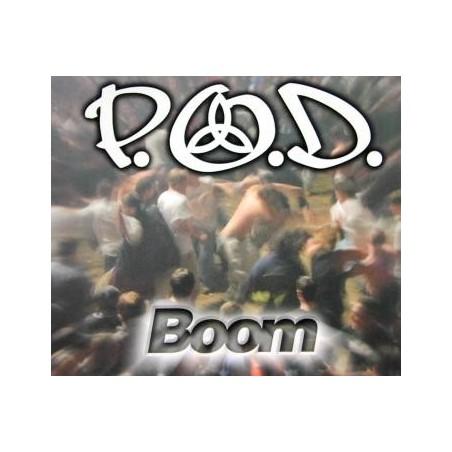CDs P.O.D. - BOOM 075678534027