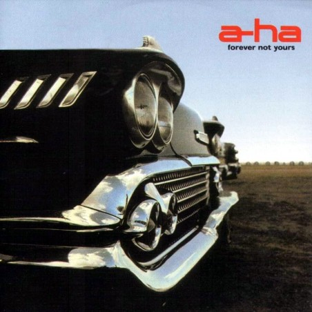 CDs A-HA - FOREVER NOT YOURS 809274485922