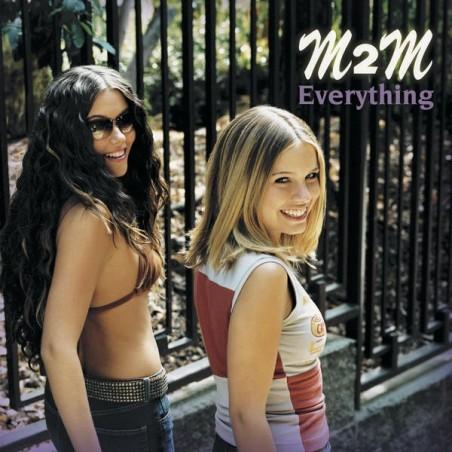 CDs M2M - Everything 075678525728
