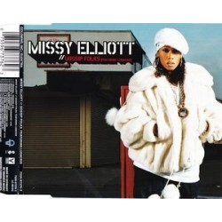 CDs MISSY ELLIOTT - GOSSIP FOLKS (FEATURING LUDACRIS) 075596737623