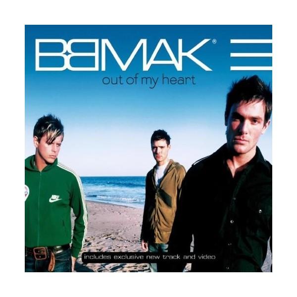 CDs BBMAK - OUT OF MY HEART 824678004227