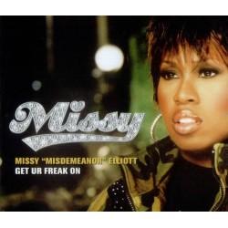 CDs MISSY - GET UR FREAK ON 075596720625