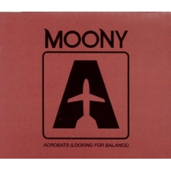 CDs MOONY - ACROBATS (LOOKING FOR BALANCE) 5050466177124