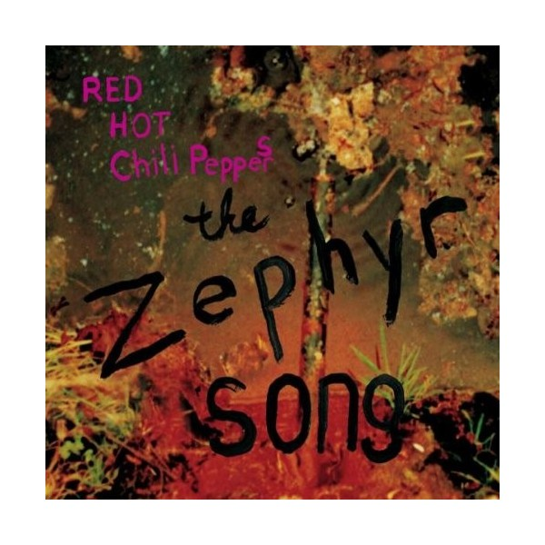CD singolo RED HOT CHILI PEPPERS - THE ZEPHYR SONG 093624248828