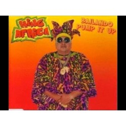 CDs KING AFRICA- BAILANDO PUMP IT UP 809274447623