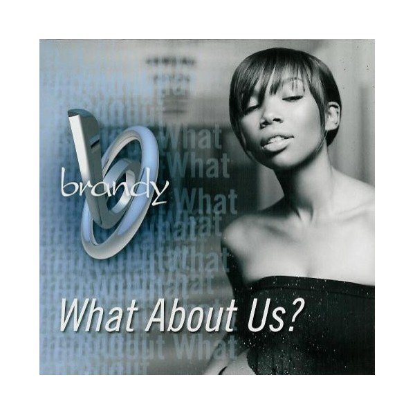 CDs BRANDY - WHAT ABOUT US? 075678524226