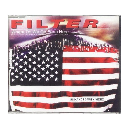 CDs FILTER - WHERE DO WE GO FROM HERE 093624246923