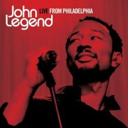 CD John Legend-Live from Philadelphia 886972862026