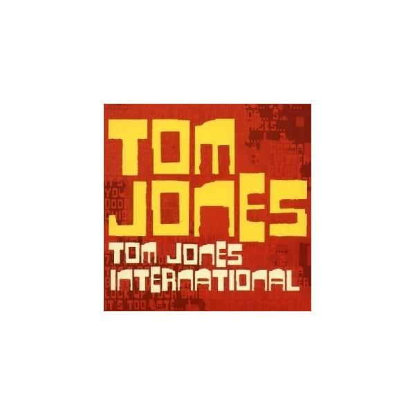 CDs TOM JONES - INTERNATIONAL 5033197210933