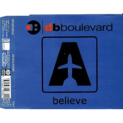 CDs DB BOULEVARD - BELIEVE 5050466103321
