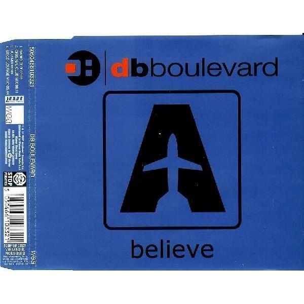 CDs DB BOULEVARD - BELIEVE 5050466103321