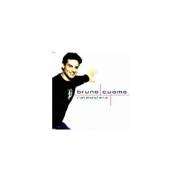 CDs BRUNO CUOMO - L'ATMOSFERA 5050466393821