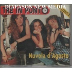 CDs TRE IN PUNTO - NUVOLA D'AGOSTO 743214414620