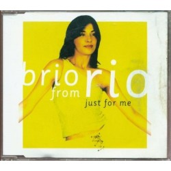 CDs BRIO FROM RIO - JUST FOR ME 044001977923