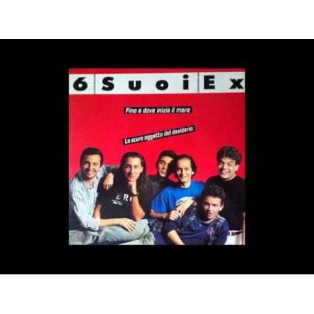 CDs 6 SUOI EX - FINO A DOVE INIZIA IL MARE/ LO SCURO OGGETTO DEL DESIDERIO 035624535621