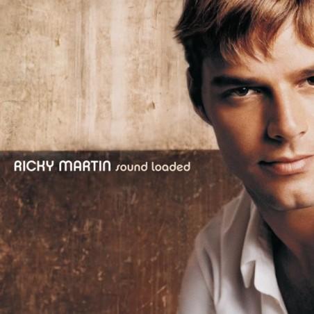 CD Ricky Martin- Sound loaded