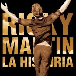 CD Ricky Martin-la historia