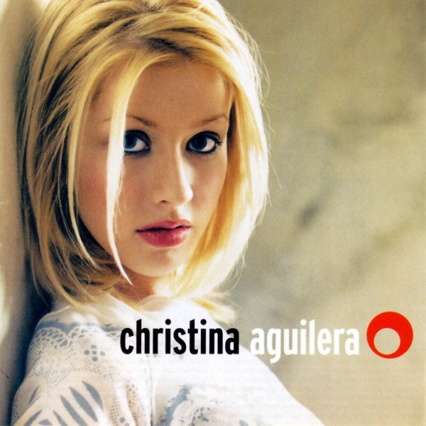 CD CHRISTINA AGUILERA OMONIMO SAME 078636769028