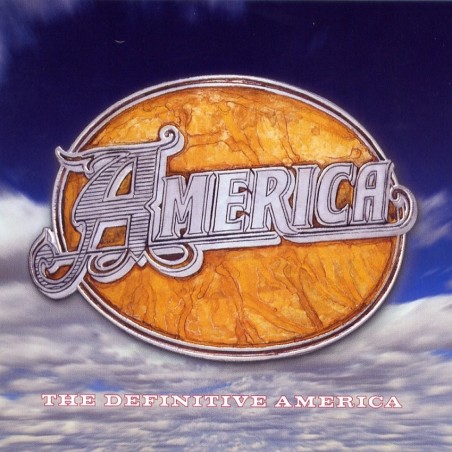 CD THE DEFINITIVE AMERICA 081227355227