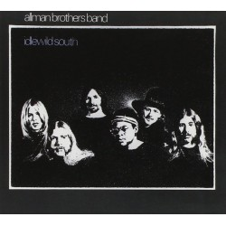 CD THE ALLMAN BROTHERS BAND - IDLEWILD SOUTH 042283333420