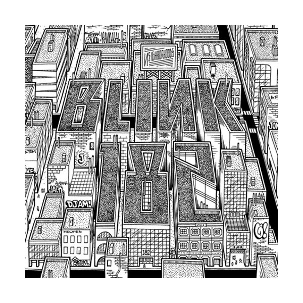 CD BLINK-182 NEIGHBORHOODS 602527813936